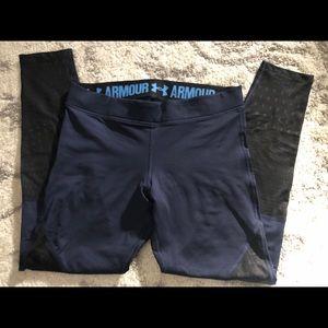 NWOT Under Armour workout pants, L